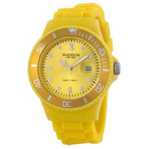 Reloj Madison Candy G4167-02-1 Unisex