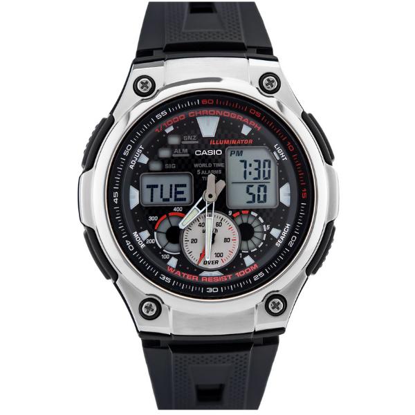 Hombre 190w Reloj 1av Aq Casio 5LAjR4
