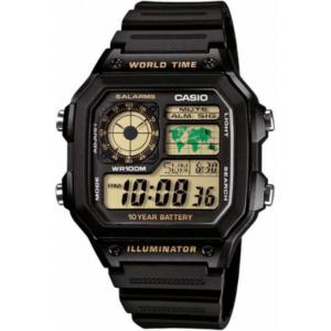 Reloj Casio Hombre AE-1200WH-1BV