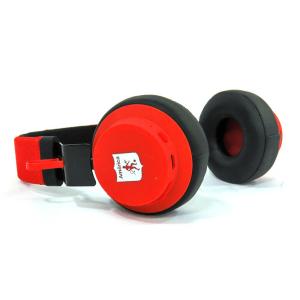 Audífono Inalámbrico América                                         Color Rojo