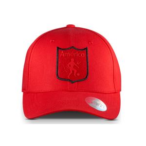 Gorra Deportiva América 2020                                     Color Rojo/Negro