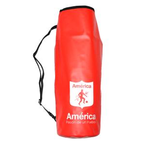 Bolso Impermeable América                                            Color Rojo